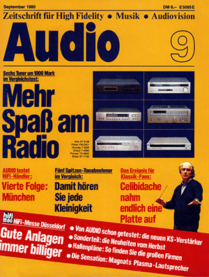Artikel KS electronic Audio 9 1980
